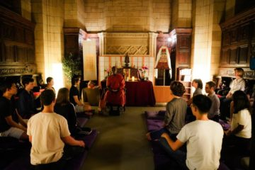 Bhante's International Engagements