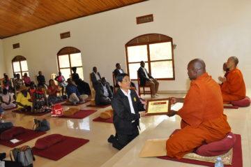 Thai Ambassador H.E Cherdkriat Visits UBC