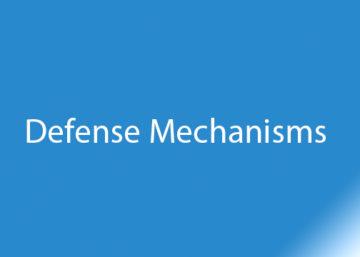 Defense Mechanisms: Projection