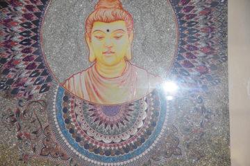 Making Great Strides through Buddhist Art