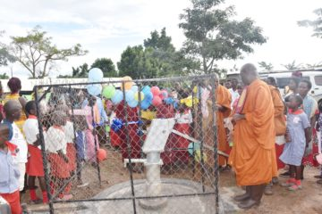 Improving Access to Safe Water at Lakeside Preparatory School