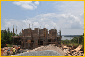 Updates on the Construction of Abbot's House