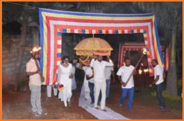 2020 Kathina Celebrations